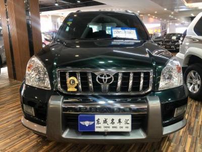2007年6月 丰田 普拉多 2.7L 豪华版图片