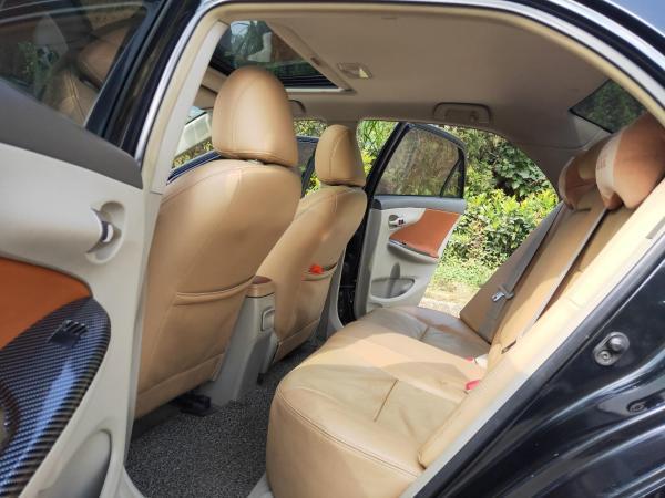 丰田 卡罗拉  2008款 1.8L GLX-i特别纪念版图片