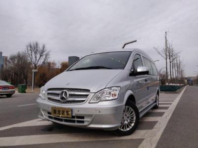 奔馳 威霆  2011款 2.5L 商務版圖片