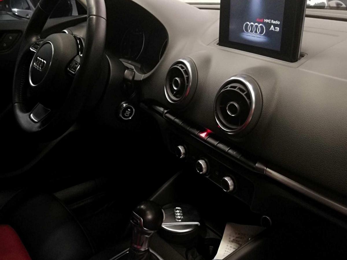 奥迪 奥迪A3  2017款 A3 1.4T 35TFSI Limousine时尚型图片