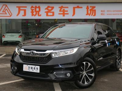 本田 冠道  2017款 240TURBO CVT兩驅豪華版