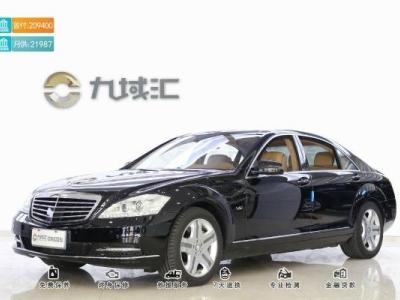 奔驰 S级  S600L 5.5T图片