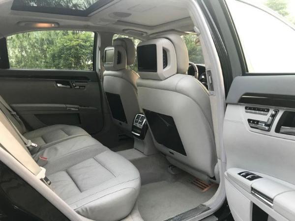 奔驰 S级  S500L 5.5 四驱版图片