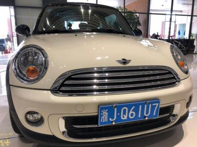 MINI Coupe  2011款 1.6L
