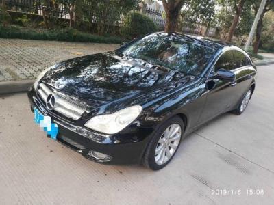 2011年5月 奔驰 奔驰CLS级(进口) CLS300 3.0L图片