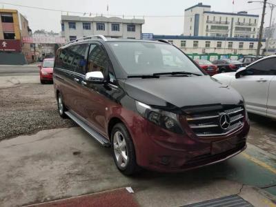 奔驰 威霆  2019款 2.0T 商务版图片