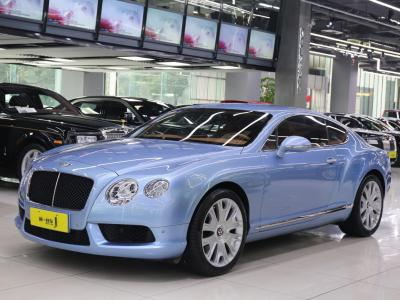宾利 欧陆  2012款 GT 4.0T