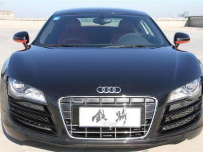 奥迪 奥迪R8  R8 Coupe 5.2 FSI Quattro中国专享型图片