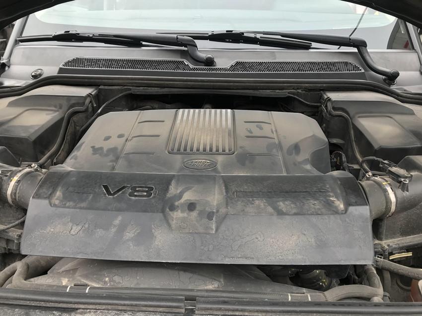 路虎 揽胜运动版  2012款 5.0L 运动版 NAHSE汽油型图片