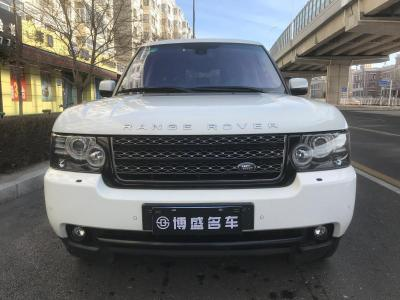 2012年10月 路虎 揽胜行政版 5.0L NA汽油型图片
