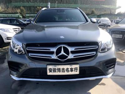 奔驰 GLC级  GLC300 4MATIC 2.0T 动感型
