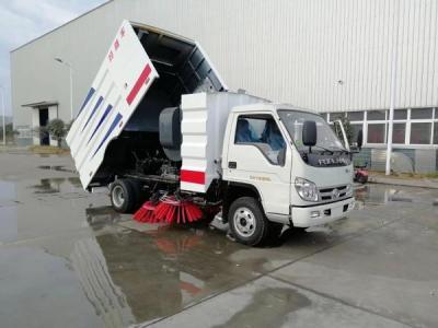 二手扫地车二手福田扫地车 图片