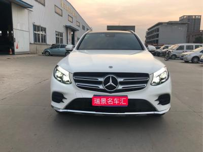 2018年6月 奔馳 GLC級  GLC300 2.0T 4MATIC 動感型圖片