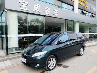 丰田 普瑞维亚(进口) 2.4L CVT 豪华型图片