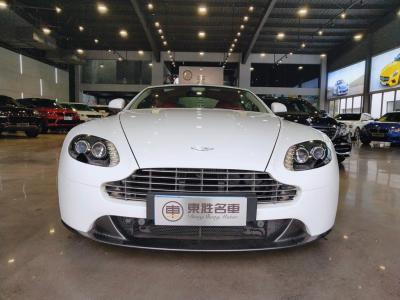 阿斯頓·馬丁 Vantage  2012款 V8 S 4.7L Coupe圖片