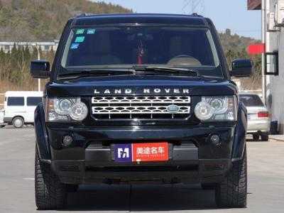 2012年11月 路虎 发现(进口) 3.0T SDV6 HSE柴油版图片
