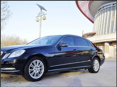 2012年6月 奔驰 奔驰E级(进口) E200 Coupe 1.8T图片