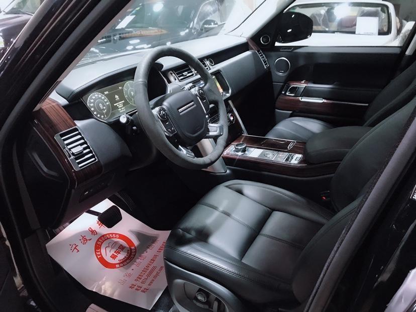 路虎 揽胜行政版  2017款 3.0T SC Vogue 汽油型图片