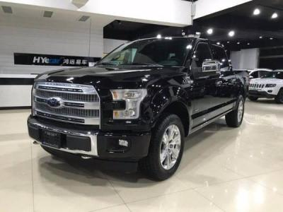 福特 猛禽 F-150 SuperCrew 3.5T 375hp 两驱 5.5-ft XL图片