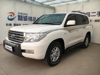 丰田 兰德酷路泽  2010款 VX-R 4.7L
