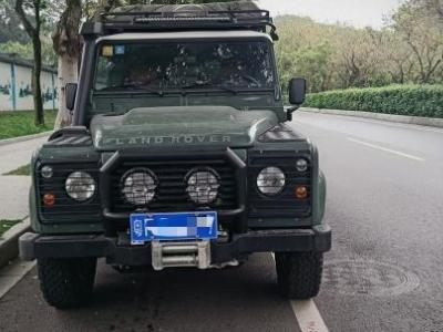 2012年6月 路虎 衛士(進口) 110 2.2T 手動 柴油圖片