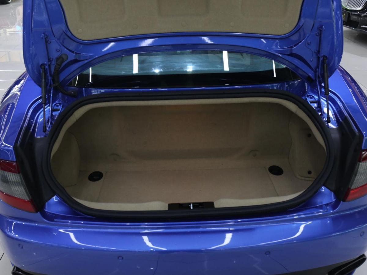 瑪莎拉蒂 GT  2012款 4.7L SPORT圖片