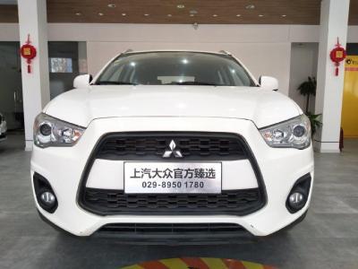 三菱 劲炫  2013款 1.6L 手动两驱标准版