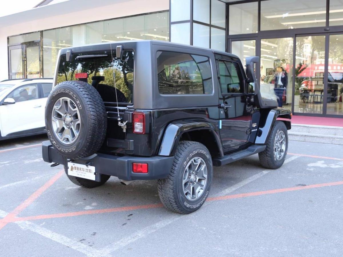 Jeep 牧馬人  2013款 3.6L 兩門圖片