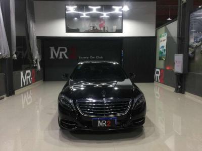 奔驰 奔驰S级  2016款 S400L 3.0T