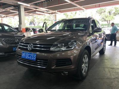2012年3月 大众 途锐(进口) 3.0T 标配型 汽油版图片