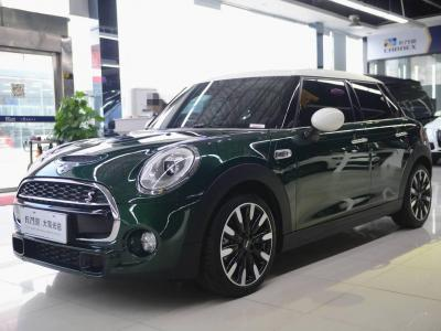 2017年1月 MINI COUPE  S 2.0T 五门图片