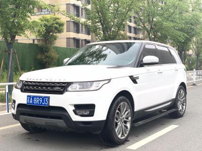 2017年1月 路虎 揽胜运动版  3.0T 运动版 SC SE 汽油型图片