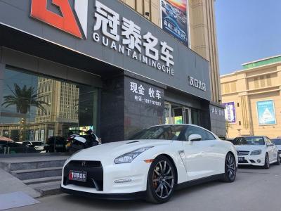 2013年9月 日产 GT-R(进口) 3.8T Premium Edition图片