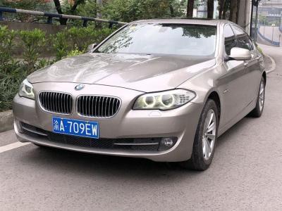 2012年5月 宝马 宝马5系 520Li 2.5L 典雅型图片