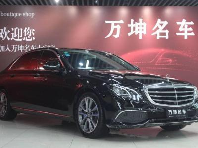 奔馳 奔馳E級  2017款 E 300 L 豪華型