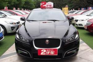 捷豹 XF  3.0T V6 SC 豪华版