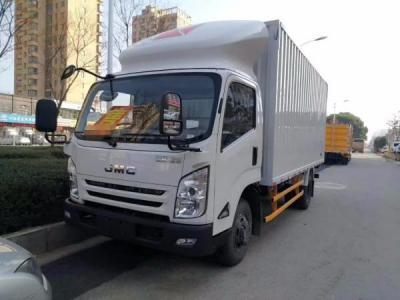 江铃 江铃轻卡 N800厢货JX5087XXYXKC2图片