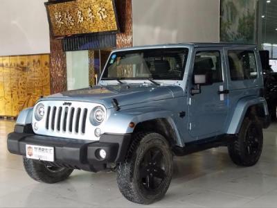 Jeep 牧马人  3.8 两门 Rubicon图片