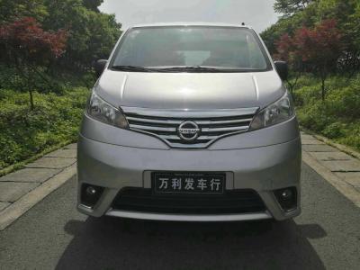 日產 NV200  2016款 改款 1.6L CVT豪華型
