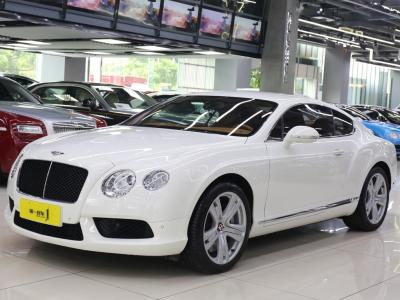 宾利 欧陆  2012款 4.0T GT V8