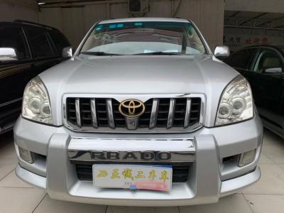 丰田 普拉多  2006款 4.0L ?#36828;疺X NAVI版
