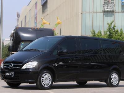 2012年10月 奔驰 威霆 2.5L 精英版 7座图片