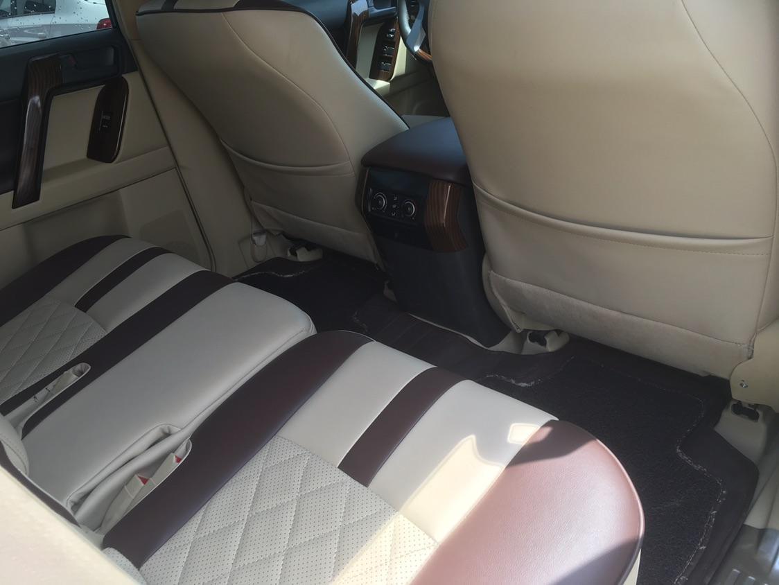 丰田 普拉多  2016款 2.7L 标准版图片