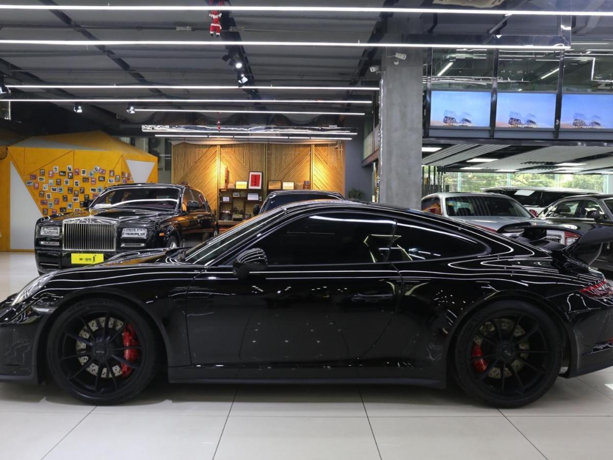 保时捷 911  2018款 GT3 4.0L图片