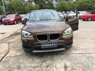 宝马 宝马X1  2012款 sDrive18i豪华型?#35745;?/>                         <div class=