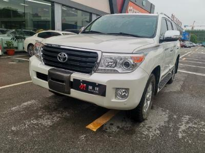 2015年3月 豐田 蘭德酷路澤(進口) 4.0L V6 中東低配版圖片