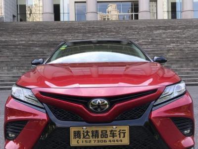 2018年5月 丰田 凯美瑞 2.5S 锋尚版图片