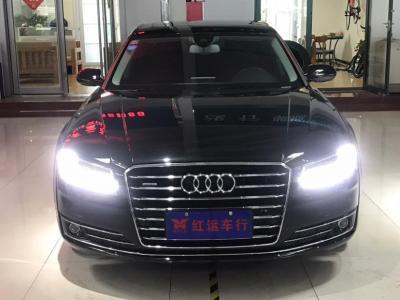 2017年10月 Audi 奥迪A8  A8L 45TFSI quattro 卓越?#30830;?#29256;图片