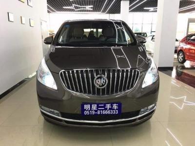 别克 GL8  豪华商务车 3.0 XT 旗舰版图片
