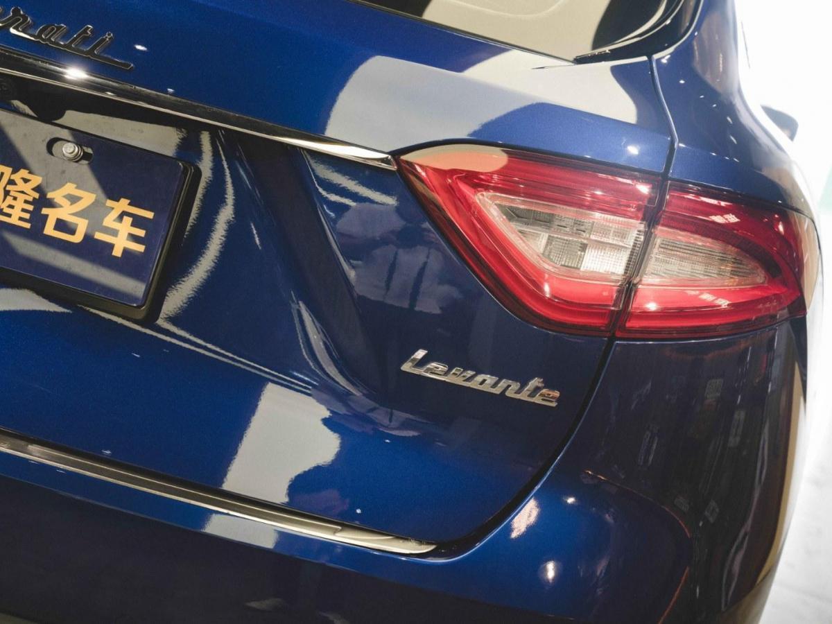 玛莎拉蒂 Levante  2016款 3.0T Levante图片